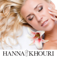 Hanna Khouri Spa/Cosmetic/Beauty Products